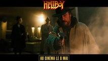 HELLBOY Film - Bienvenue en enfer! - David Harbour, Milla Jovovich