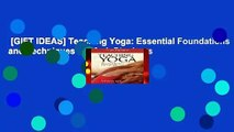 [GIFT IDEAS] Teaching Yoga: Essential Foundations and Techniques by Mark Stephens