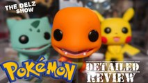 POKEMON CHARMANDER FUNKO POP DETAILED REVIEW UNBOXING #funkopop