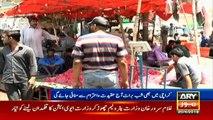 Shab E Barat preparation in Karachi
