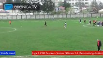 Goalkeeper scores a 94th minute 40 meter free kick goal in Romanian third league