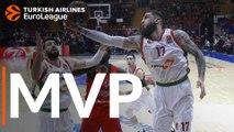 Turkish Airlines EuroLeague Playoffs Game 2 MVP: Vincent Poirier, KIROLBET Baskonia Vitoria-Gasteiz
