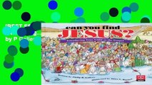 [BEST SELLING]  Can You Find Jesus? : Introducing... (Search   Learn Books) by P Gallery