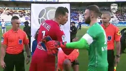 Le résumé d'AJ Auxerre-FCSM (1-0)