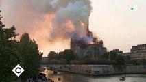 """Notre Dame : Jacques Attali en colère, """"On apprendra que c'est une succession de maladresses"""" - Regardez"""