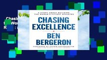 Chasing Excellence: A Story About Building the World?s Fittest Athletes  Best Sellers Rank : #2