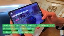Le Galaxy Fold pliable de Samsung est-il le smartphone du futur ?