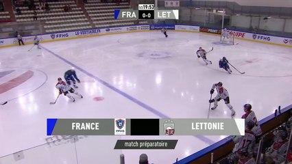 Prépa Mondial. France - Lettonie (2-3tab) : le résumé vidéo