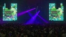 Henri PFR sur la scène du Fun Radio Ibiza Experience 2019