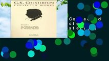 Full E-book  The Collected Works: v. 2 (Collected Works of G. K. Chesterton) Complete