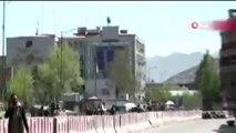 - Afganistan'da Patlama- Saldırgan Ve Polis Arasında Silahlı Çatışma Sürüyor