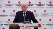 MHP Lideri Bahçeli İl Başkanları ve Belediye Başkanları Toplantısında Konuştu-Tamamı Ftp'de