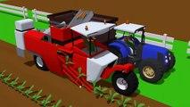 #Terrain de sport pour les enfants | Matériel de Construction - Tracteurs, Pelleteuses, Camions | Bajki Koparki