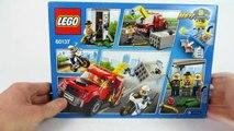 LEGO City Police français: voiture de Police & Dépanneuse | Voitures Unboxing | Gertie S. Bresa