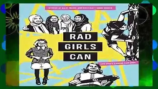 [MOST WISHED]  Rad Girls Can (Rad Women) by Kate Schatz