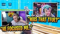 When Fortnite Streamers Kill Each Other | NINJA vs TFUE | Fortnite Moments