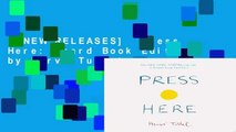 [NEW RELEASES]  Press Here: Board Book Edition by Herve Tullet