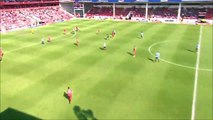 Southend goal disallowed against Walsall because the ref blew for half time a second before the shot was taken!
