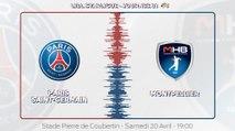 PSG Handball - Montpellier : la bande-annonce