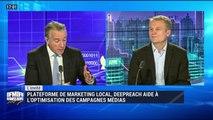 """Jean-Pierre Rémy: """"Le marché mondiale de la pub locale digitale, c'est 50 milliards d'euros"""""""