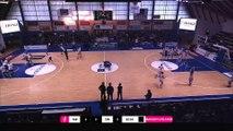 LFB 18/19 - PO 1/4r : Tarbes - Lyon