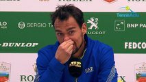 """ATP - Rolex Monte-Carlo 2019 - Fabio Fognini : """"Pouvoir battre Nadal sur terre, c'est incroyable"""""""
