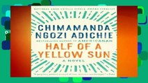 Full E-book  Half of a Yellow Sun  Best Sellers Rank : #5