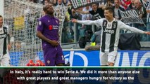 No-one will match Juve's eight in a row - Nedved
