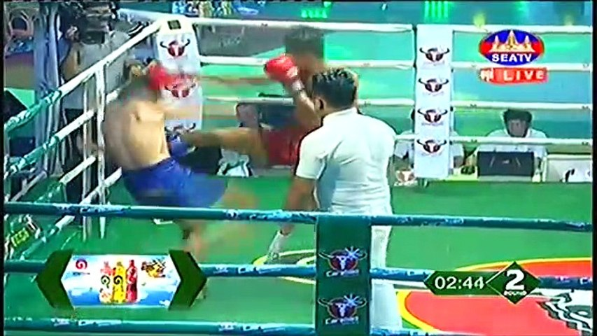 Lorn Panha, Cambodia Vs Thai, Rida, Khmer Boxing 20 April 2019, International Boxing, Kun Khmer Boxing | Godialy.com