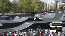 Yasutoko Takeshi | 2nd place - WS Roller Freestyle World Cup Final | FISE Hiroshima 2019