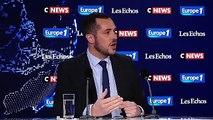 """Nicolas Bay (RN) : """"L'extrême gauche la plus violente essaie de parasiter"""" les gilets jaunes"""