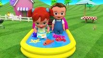 Apprendre les Chiffres pour les Enfants avec les Petits Bébés le Plaisir de Jouer en 3D Canards Cadre de Puzzle Nombre de Jouets de Jeu pour les Enfants