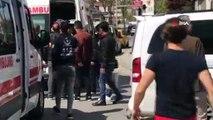 İstanbul'da otomobilin yıkayan adama lüks cip çarptı: 2 yaralı