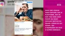 Gad Elmaleh accusé de plagiat : Edouard Baer le défend à demi-mot