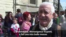 """Après Notre-Dame, les catholiques croient en un """"renouveau"""""""