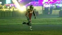 Team Kawasaki lead Le Mans through the night