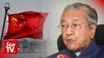 Dr M: We will not lose our sovereignty to China