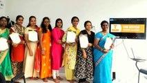 Fashion Designing Course in Chennai | Fashion Designing Course | Tailoring Course