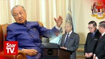 Dr M on members of his Cabinet