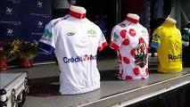 Chalon-sur-Saône : arrivée de l'étape finale du Tour de Saône-et-Loire