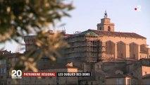 Patrimoine régional : de nombreux édifices oubliés des dons