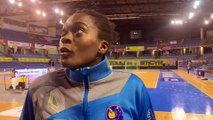 """Gnonsiane Niombla : """"On a fait la différence physiquement"""""""