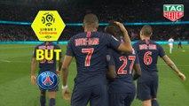 But Kylian MBAPPE (38ème) / Paris Saint-Germain - AS Monaco - (3-1) - (PARIS-ASM) / 2018-19