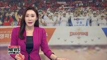 Ulsan Hyundai Mobis wins record 7th KBL championship, Lee Dae-sung named MVP