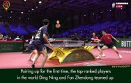 Best Moments from Day 1 | Liebherr 2019 ITTF World Table Tennis Championships
