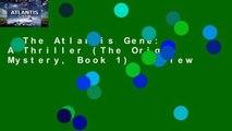 The Atlantis Gene: A Thriller (The Origin Mystery, Book 1)  Review
