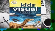 Full E-book  NIV Kids' Visual Study Bible: Explore the Story of the Bible---People, Places, and