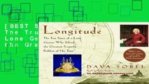 [BEST SELLING]  Longitude: The True Story of a Lone Genius Who Solved the Greatest Scientific