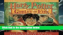 [GIFT IDEAS] Harry Potter and the Goblet of Fire by J K Rowling