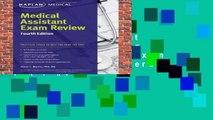 Medical Assistant Exam Review (Kaplan Medical Assistant Exam Review)  Best Sellers Rank : #4